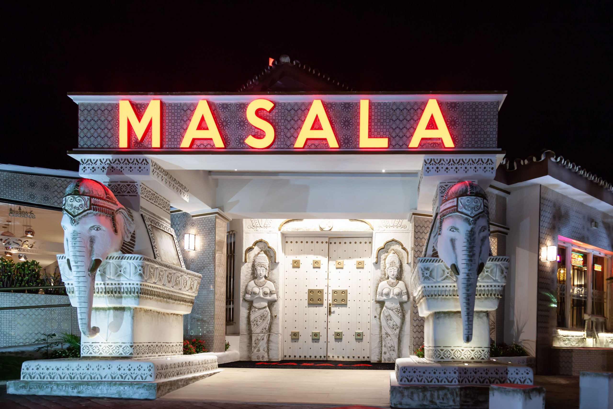 Masala Estepona - Indian restaurant