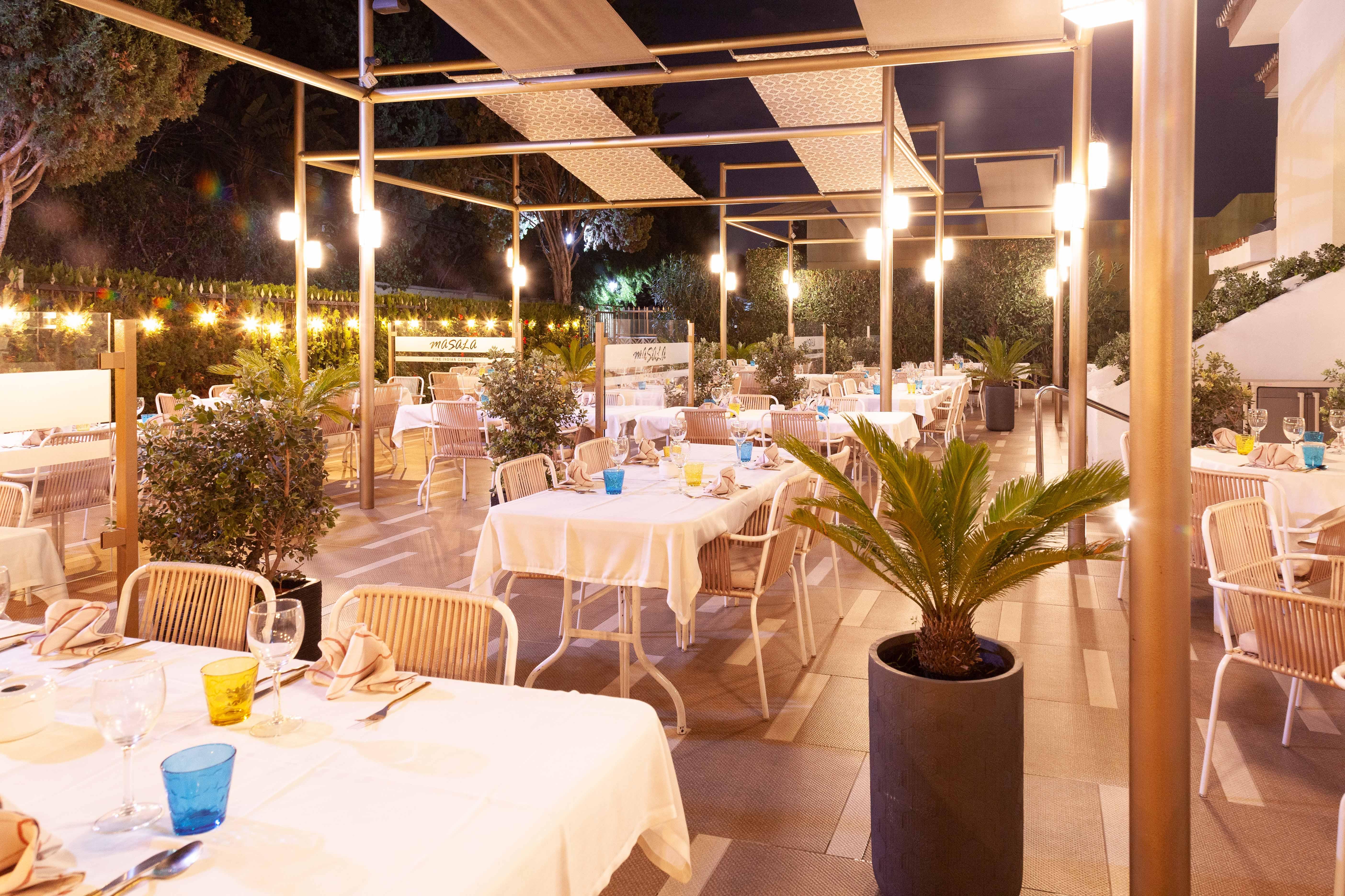 Masala Estepona -Restaurante Indio en Estepona